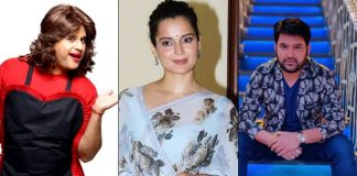 The Kapil Sharma Show: Krushna Abhishek, Kapil Sharma's Indirect Dig At Kangana Ranaut!