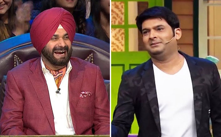 The Kapil Sharma Show: Navjot Singh Sidhu Is Finally Back & In A Dancing Mood!