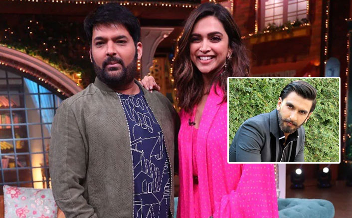 The Kapil Sharma Show: When Deepika Padukone Had To Stitch Ranveer Singh's Pants In Public