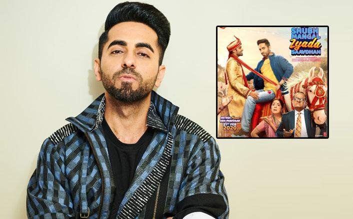 Ayushmann Khurrana Credits Shubh Mangal Zyada Saavdhan's Success To Films like 'Kapoor And Sons' & 'Bombay Talkies:
