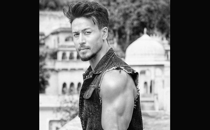 Tiger Shroff's Monochrome Picture From Baaghi 3 Sets Screams Raw & Rustic
