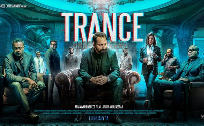 Trance: Fahadh Faasil Look Suave In The Intriguing Brand New Poster