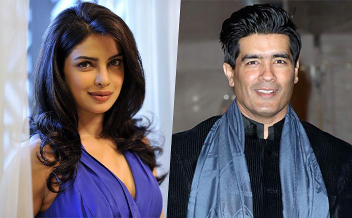 Truth Behind Why Priyanka Chopra Royally Ignored Designer Manish Malhotra REVEALED!