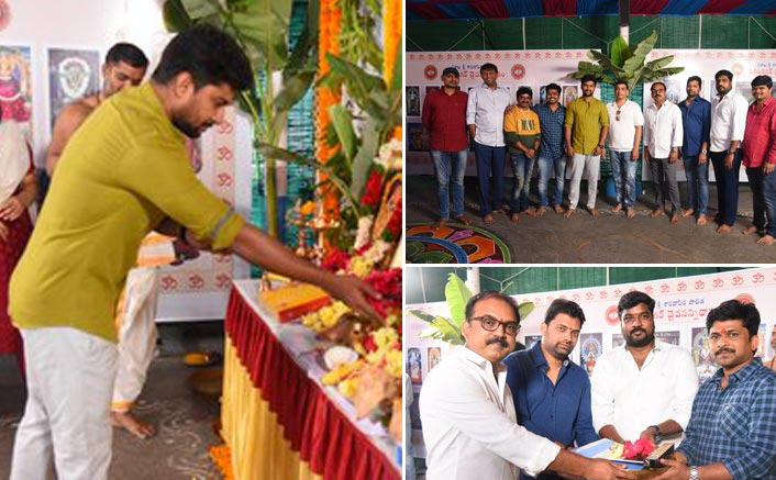 Tuck Jagdish: Nani's Next With Shiva Nirvana Launched With Muhurat Pooja; Pics Inside