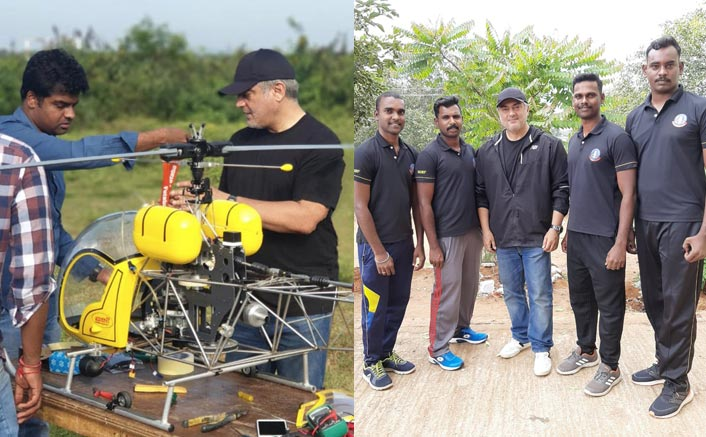 Valimai: Thala Ajith's Latest Pictures With Tamil Nadu Cops Sets Internet Ablaze