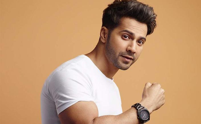VIDEO: Varun Dhawan Picks Up A Photographer Proving Why He Is Paparazzi's Favourite
