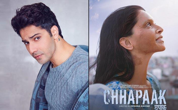 """Varun Dhawan On The Negative Trend Against Deepika Padukone's Chhapaak: """"Boycott Was Also Used Against Dilwale, Padmaavat..."""""""