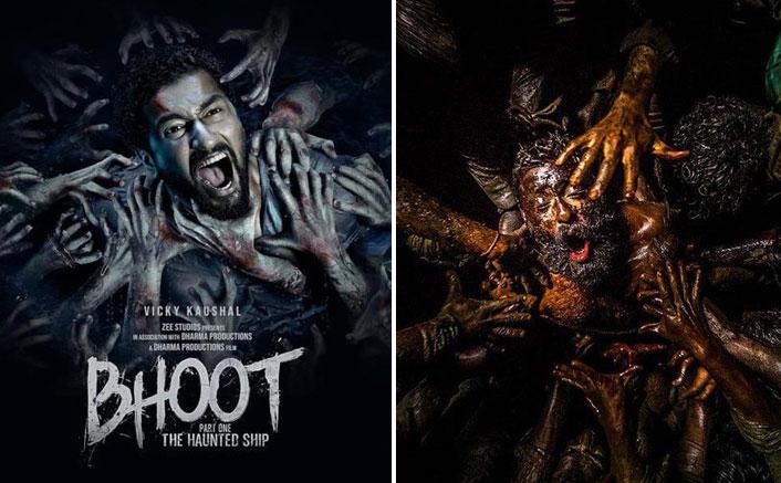 Vicky Kaushal's Bhoot Poster A Copy Of Malayalam Film Jallikattu? Netizens Notice Uncanny Resemblance