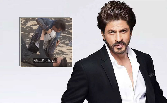 "VIDEO: When Shah Rukh Khan Almost PUNCHED A Prankster: ""Will Take Off Your Clothes & Bury You"""