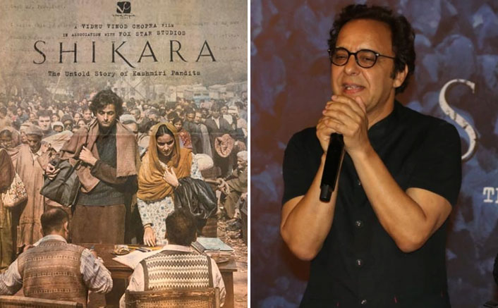 Vidhu Vinod Chopra: Those criticising 'Shikara' are donkeys