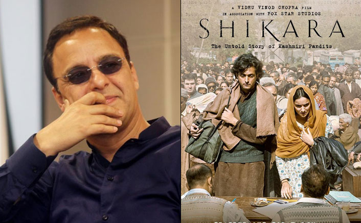 Vidhu Vinod: 'Shikara' about people who're refugees in their country