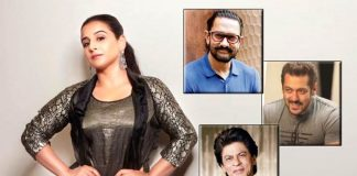 Vidya Balan: I want bigger openings than the Khans