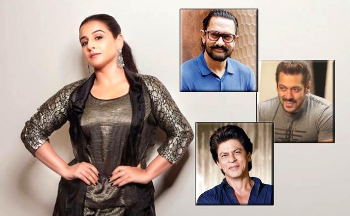 Vidya Balan: I want bigger openings than the Khans