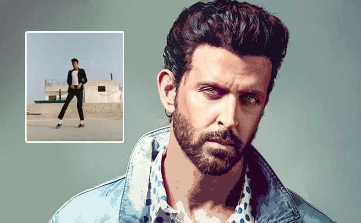 TikTok VIRAL VIDEO: Maverick Dancer Hrithik Roshan In Search Of The 'Smoothest Airwalker'