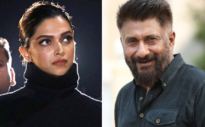 "Vivek Agnihotri On Deepika Padukone Supporting JNU: ""She Went JNU & Not To Nirbhaya's Parents Because Nirbhaya Wasn't Trending"""