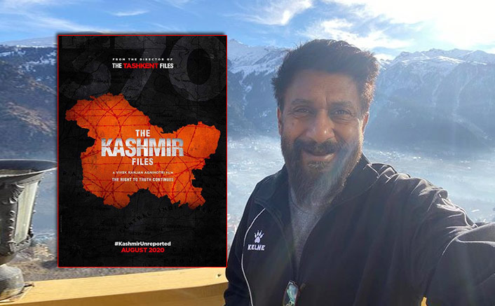 Vivek Agnihotri to finish script of 'The Kashmir Files' in Himalayas