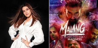 Wait What! Kriti Sanon Was The First For Mohit Suri's Malang?