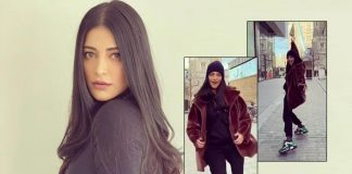 Watch: Shruti Haasan's 'Birthday Dance' On The Streets Of London Will Beat Your Mid-WeekBlues