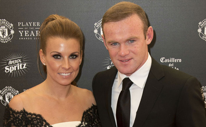 Westlife invite Wayne, Coleen Rooney at their gig