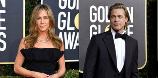 WHAT! Brad Pitt Proposes Jennifer Aniston With A $1.2 Million Ring At The Golden Globes?
