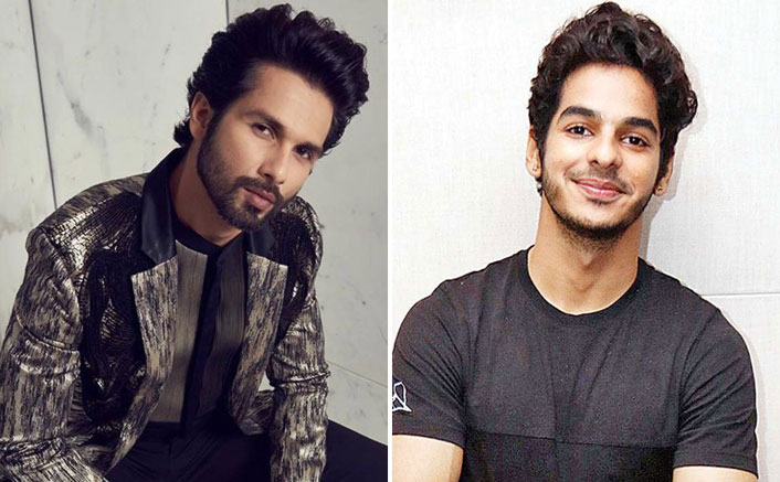 WHAT? Ishaan Khatter Needs To Do A Handstand Before Entering Shahid Kapoor's House!