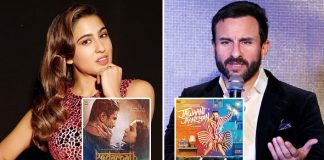 WHAT! Not Kedarnath, Sara Ali Khan Was About To Make Her Debut With Saif Ali Khan's Jawaani Jaaneman