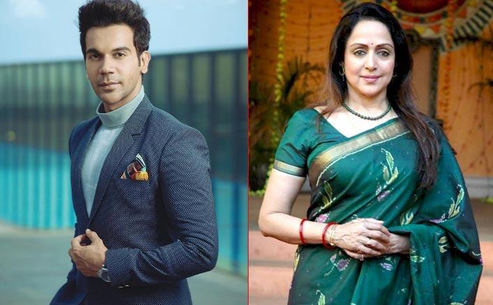 WHAT! Rajkumar Rao's Next Alongside Hema Malini To NOT Get A Theatrical Release