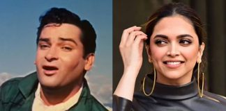 When Deepika Padukone Went On A Adorable Coffee Date With Shammi Kapoor