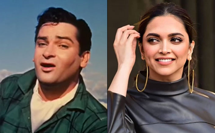 When Deepika Padukone Went On An Adorable Coffee Date With Shammi Kapoor