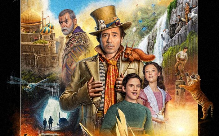Whoa! Robert Downey Jr's Dolittle To Release In 4 Languages For Indian Audience