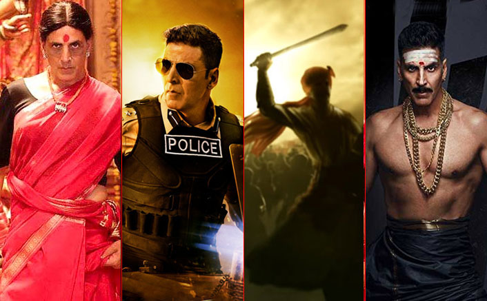 Will Akshay Kumar BEAT His Own Record Of 750+ Crores In A Year With Sooryavanshi, Laxmmi Bomb, Prithviraj & Bachchan Pandey?