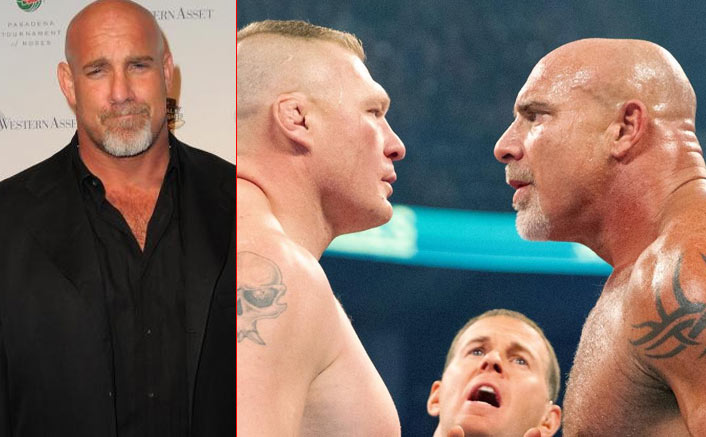 Wrestling Star Goldberg Opens Up On Dominating Victory Over Brock Lesnar & Reveals The Person Responsible For His Comeback