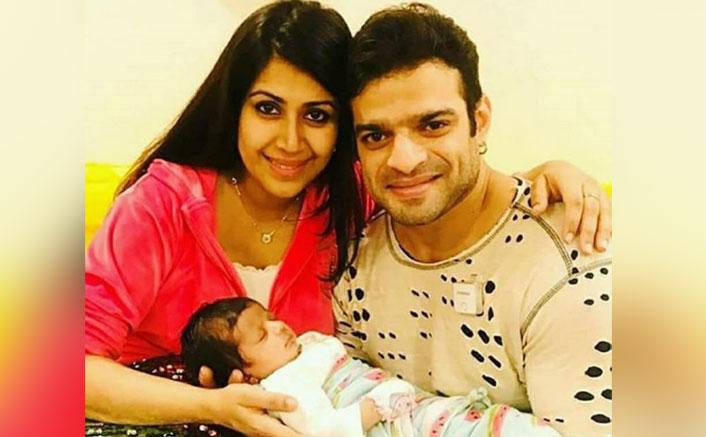 Yeh Hai Mohabbatein Actor Karan Patel & Wife Ankita Bhargava's Baby Girl Meher's Pictures Leaked