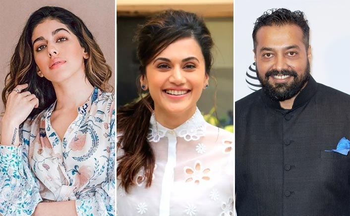 Thappad: From Taapsee Pannu To Alaya F, Celebs Attend The Screening Of Anubhav Sinha Film Hosted By Anurag Kashyap