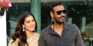 Kajol Turns Ajay Devgn's Teacher & You Cannot Miss Their Instagram PDA