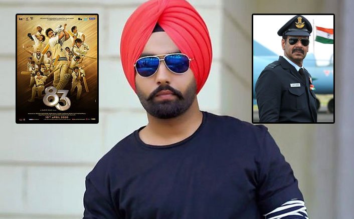 Ammy Virk Feels Blessed To Be Part Of '83 & Bhuj: The Pride Of India