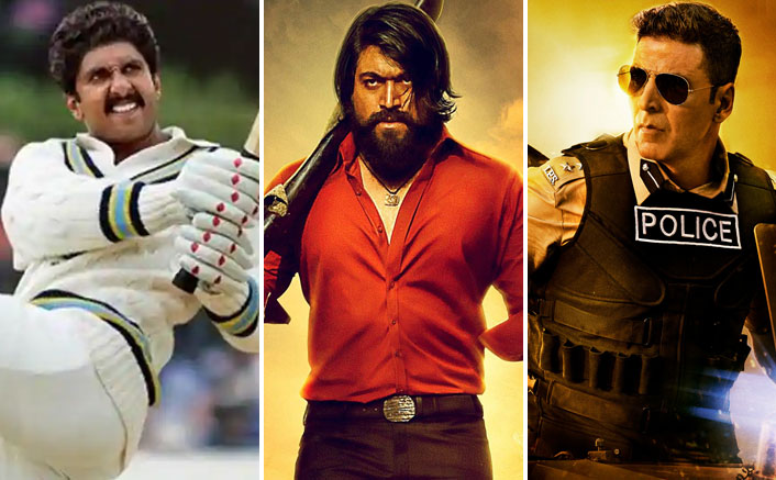 Yash's KGF: Chapter 2 Is The MOST Awaited Film Of 2020, Surpasses Golmaal FIVE, Sooryavanshi & Others