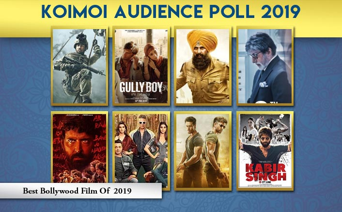 Koimoi Audience Poll 2019: From Ranveer Singh's Gully Boy, Akshay Kumar's Kesari To Shahid Kapoor's Kabir Singh, VOTE For The Best Film