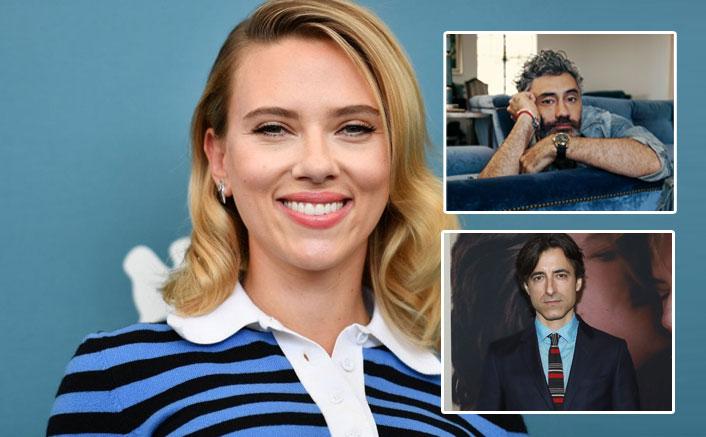 Scarlett Johansson Is All Praises For Co-Stars Noah Baumbach & Taika Waititi