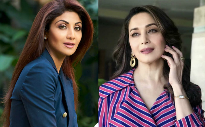 Madhuri Dixit, Shilpa Shetty's Cute Videos On Tik Tok Will Get You In The Valentine's Day Mood
