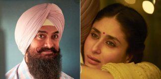 Aamir Khan and Kareena Kapoor Khan shoot for a romantic song in Punjab titled 'Jugnu' for 'Laal Singh Chaddha'