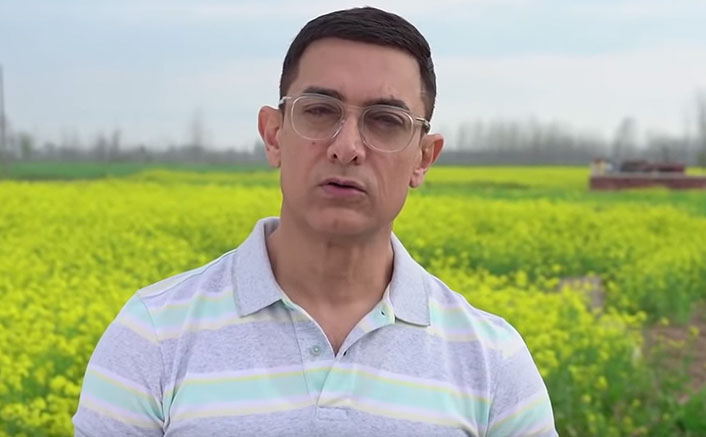 Aamir Khan Shares A Special Video Expressing His Concern Over Coronavirus' Outbreak