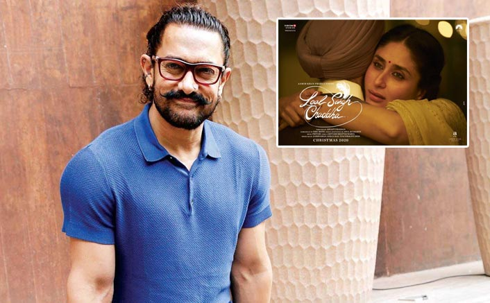 Aamir Khan shares Kareena Kapoor's first look from Laal Singh Chaddha, Pens a heartfelt note