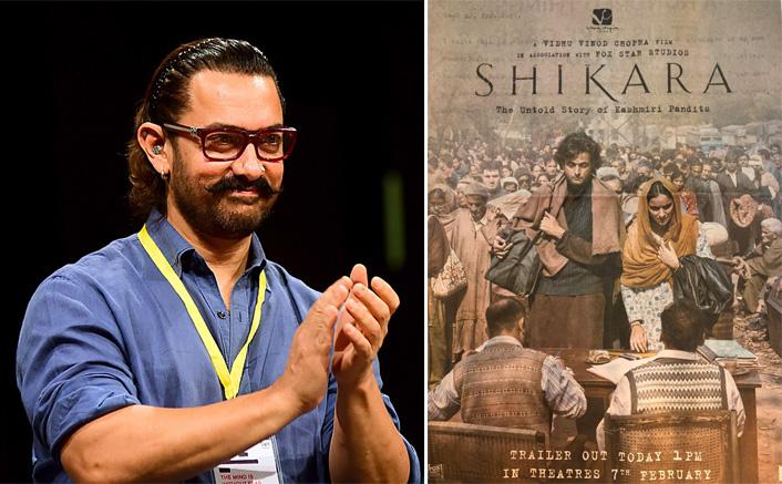 Aamir Khan Reviews Vidhu Vinod Chopra's 'Shikara' & Here's What He Has To Say