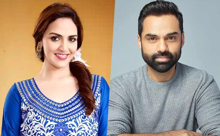 Abhay Deol proud of 'baby sis' Esha turning author