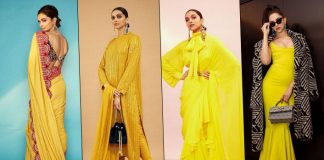 Actress Deepika Padukone Hates To Have THIS Bright Colour In Her Fashion Wardrobe