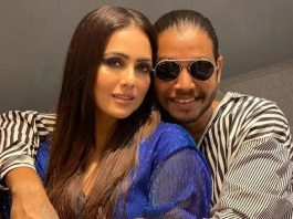 After Conforming Her Break Up WIth Melvin Louis, Sana Khan Compares Him With A Waiter