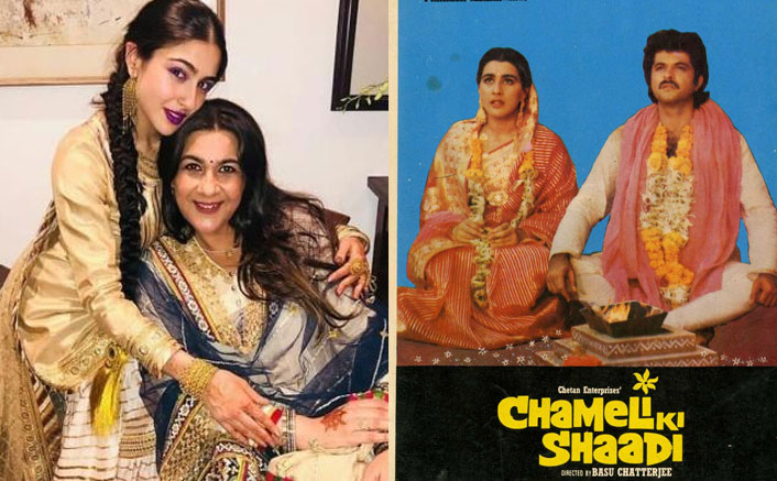 After Coolie No 1, Sara Ali Khan To Work In Another Remake Which Has A Mommy Amrita Singh Connection?
