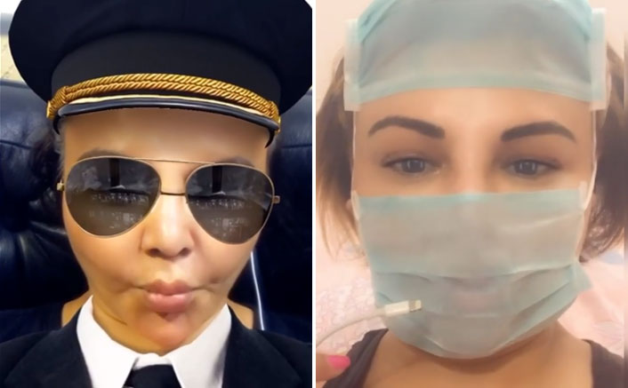 After Killing The Deadly Coronavirus, Rakhi Sawant Claims To Have Climbed The China Wall To Come Back To India