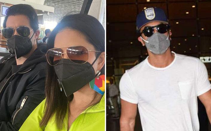 Ranbir Kapoor, Sunny Leone Don Masks Amidst The Coronavirus Scare